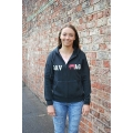 Official Spartans Academy Hoodie for Ladies
