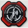 Spartans Academy of Krav Maga 3D Morale Patch