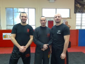 Master Zeev Cohen and Expert Gheorghe Husar and Expert Adrian Siman
