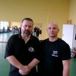 Master Tomasz Adamczyk and Expert Gheorghe Husar