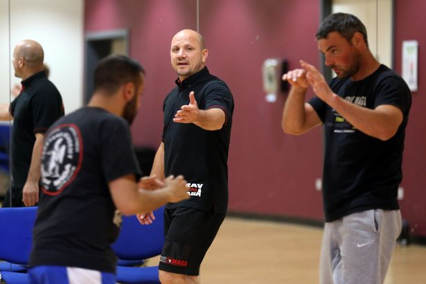 Krav Maga on the Rise