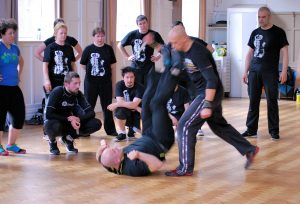 Krav Maga and Crime
