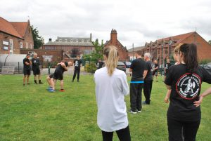 Core Krav Maga Seminar @ Warners Health Club & Physio