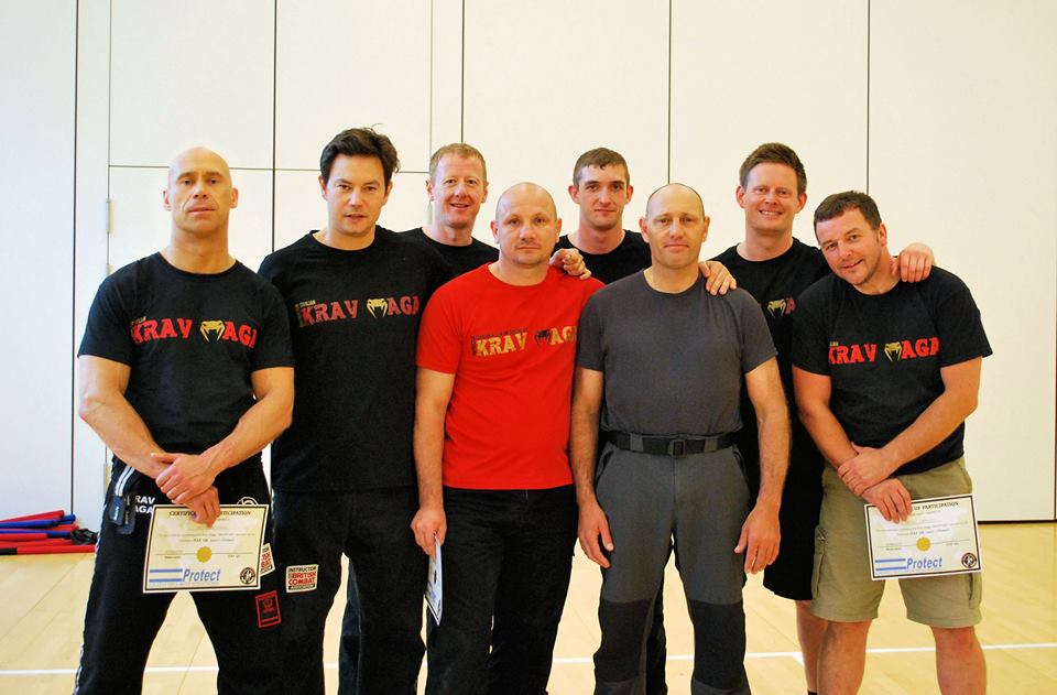 Krav Maga Newcastle Team