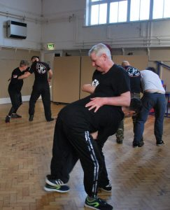 Krav Maga Mixed Ability